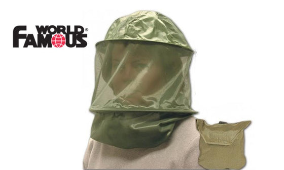 World Famous Twist and Pack Headnet #3162