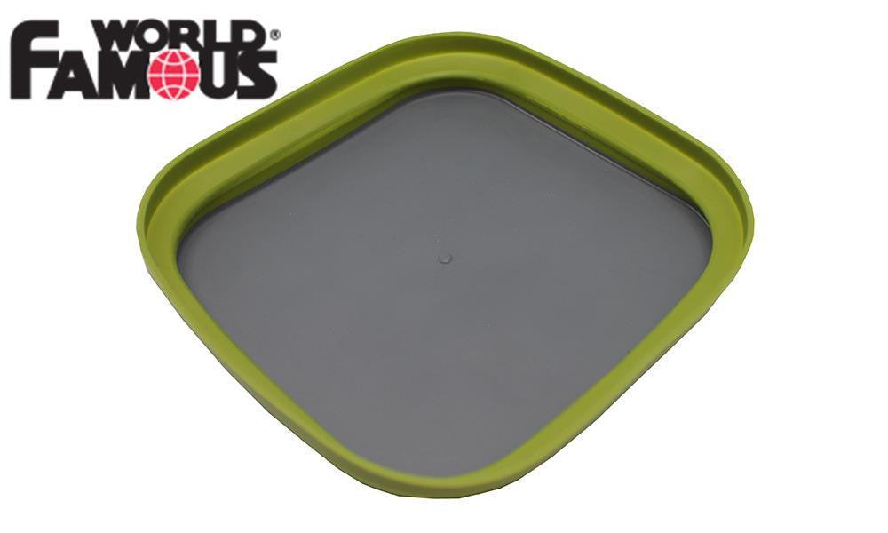 "World Flat-Pack Collapsable Plate, 7"" #2272"
