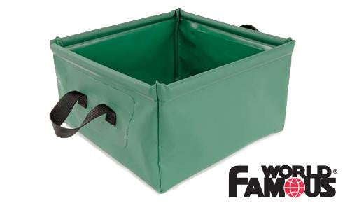 2364 Folding PVC Wash Basin, World Famous