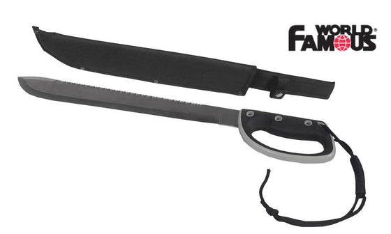 "World Famous Maurader Machette, 18"" Blade #2212"