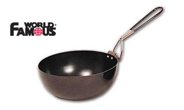 World Famous Carbon Steel Sauce Pot #1344