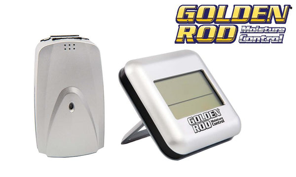 Golden Rod Digital Wireless Hygrometer #222532