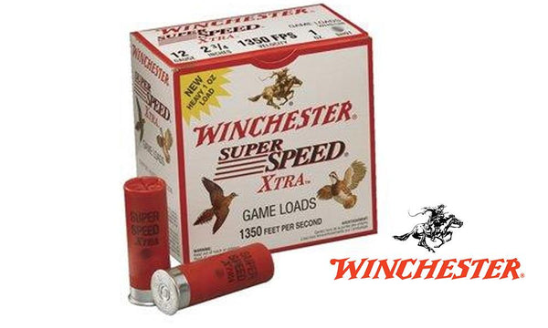 Winchester Super Speed Xtra Game Loads WHS127