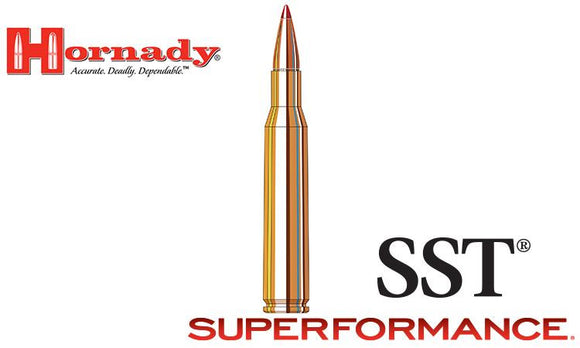<b>(Store Pickup Only)</b><br>Hornady 270 WIN Superformance SST, 130 Grain, Box of 20 #80543