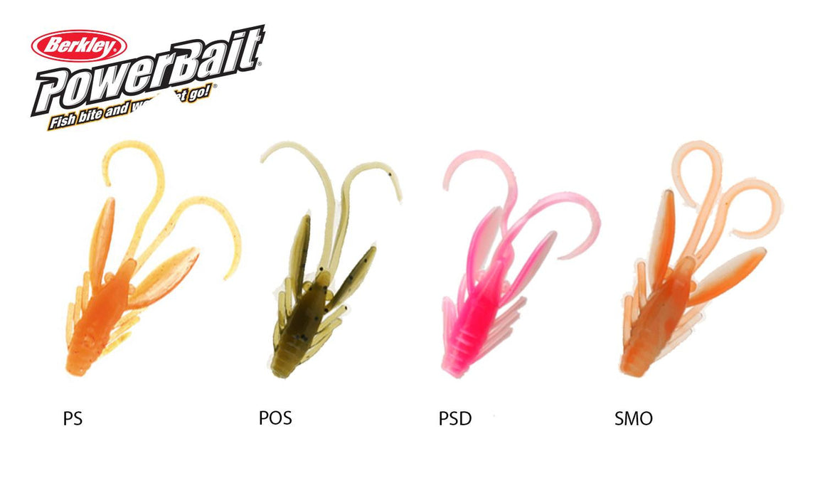 Berkley PowerBait Power Nymph, Various Colours, Pack of 12 #PBHPN1