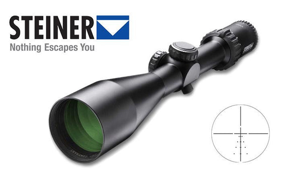 Steiner GS3 Scope 3-15x50 with S1 Reticle #5005 #S5005