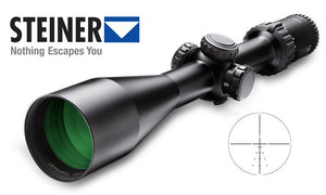 Steiner GS3 Scope 4-20x50mm, S1 Reticle #5008