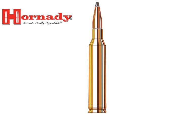 <b>(Store Pickup Only)</b><br>Hornady 7mm REM Mag Interlock SP, 154 Grain, Box of 20 #8060