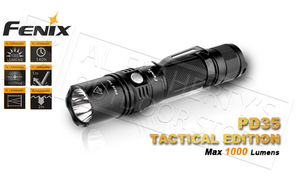 Fenix PD35 Flashlight, 960 Lumen #PD35