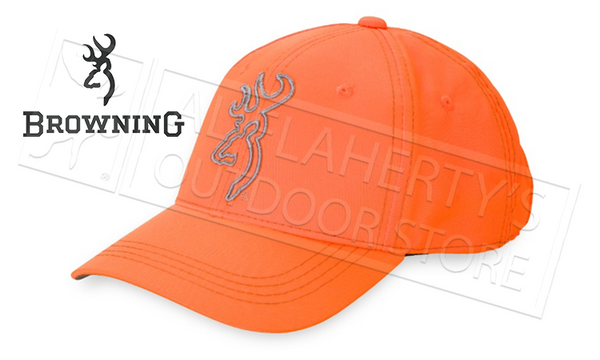 Browning Hi-Viz Blaze Embroidered Buckmark Cap #308461591