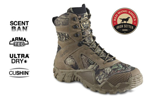 Irish Setter Vaprtrek Boots, 400g Insulation #2874