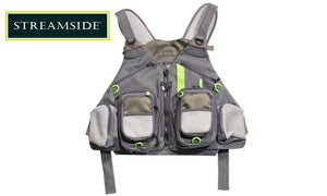 Streamside Spirit Fishing Vest, M/L #665-ML