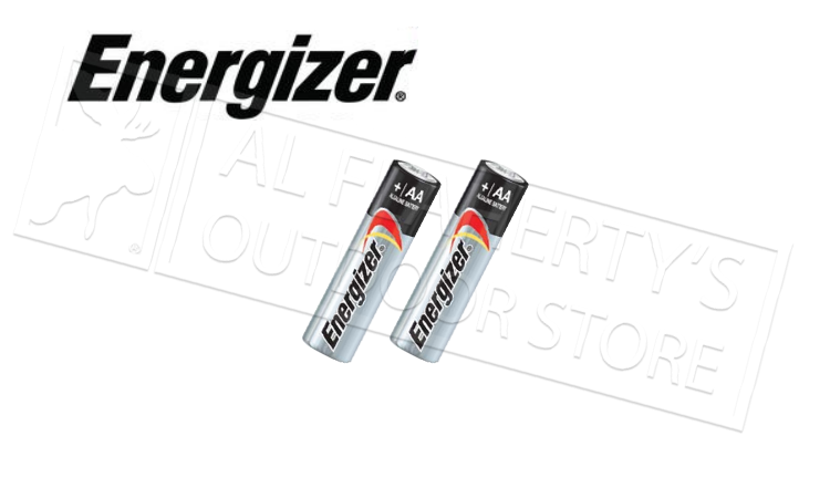Energizer MAX AA Batteries - Pack of 2 #E91BP2
