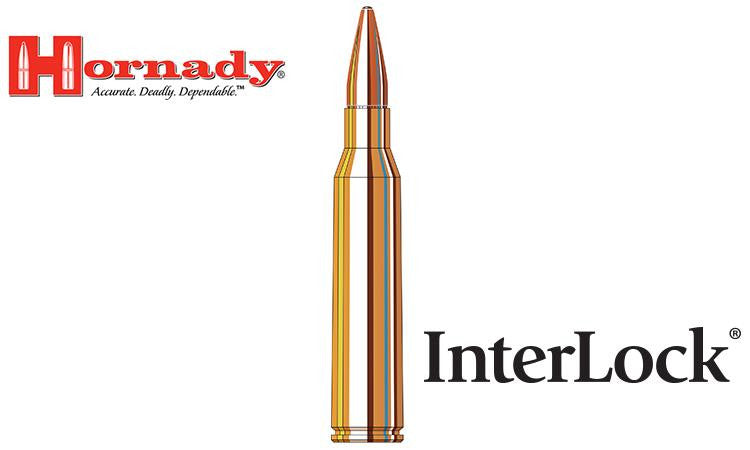 <b>(Store Pickup Only)</b><br>Hornady InterLock SP 338 Lapua, 250 Grain, Box of 20 #82307