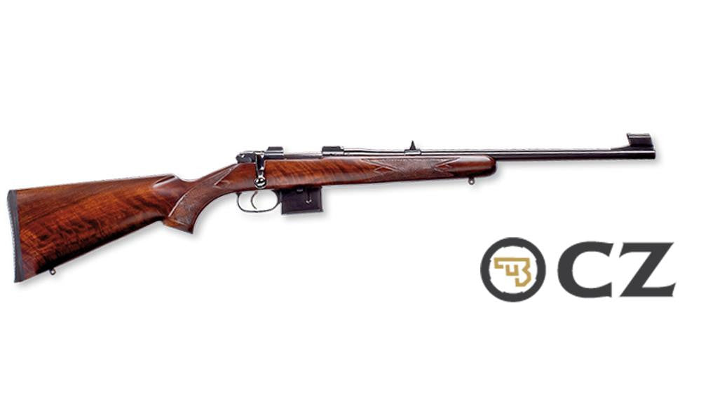 CZ 527 Carbine with Iron Sights, 7.62x39 #ZKM527