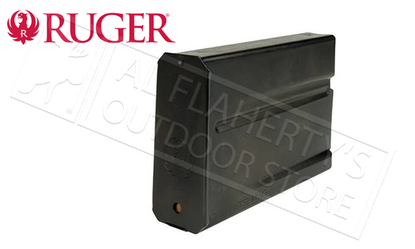 Ruger Gunsite Scout Rifle Magazine - 10 Round Steel 5.56 or 7.62