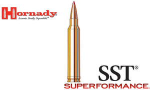 Hornady Superformance SST 300 WIN Mag, 180 Grain, Box of 20 #82193