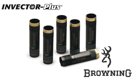 Browning Choke Tubes, Invector Plus Midas Grade Extended