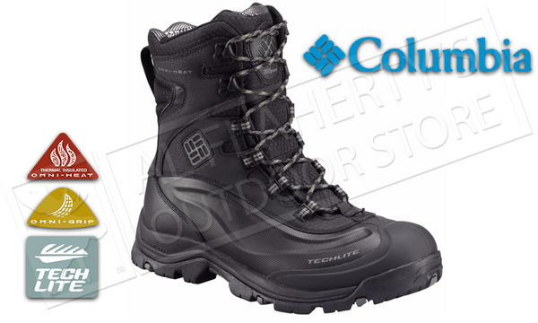 Columbia Bugaboot Plus II with Omni-Heat Black
