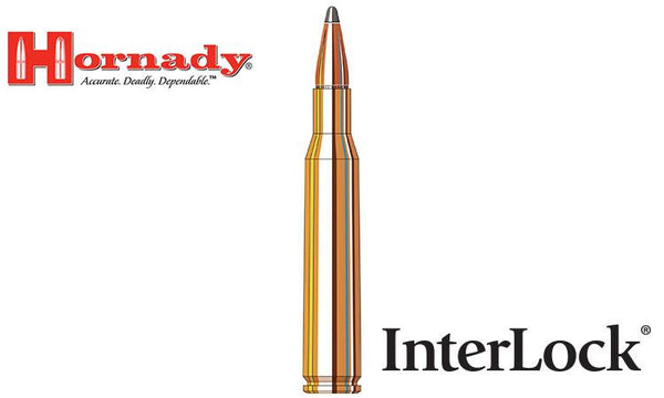 <b>(Store Pickup Only)</b><br>Hornady 270 WIN InterLock SP, 150 Grain, Box of 20 #8058