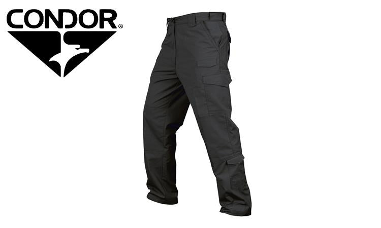 Condor Outdoors 608 Sentinel Tactical Pants, Black