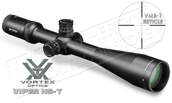 Vortex Viper HS-T Riflescope, 6-24x50mm with VMR-1 MOA Reticle #VHS-4325