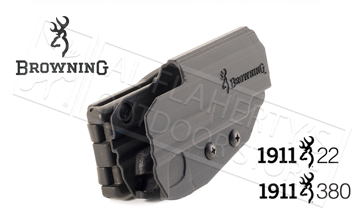 Browning 1911-22/1911-380 Lock-Pro Holster, Black #12903011