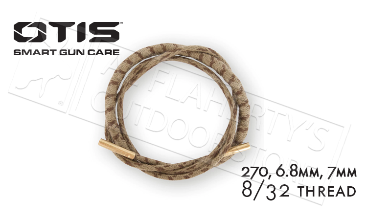 Otis Ripcord Boresnake for 270 to 7mm Rifles #FG-RC-327