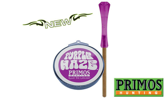 Primos Purple Haze Slate Turkey Call #260