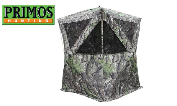 "Primos The Club XL Hunting Blind, 58""x58""x73"" #65101"