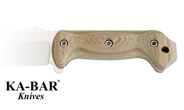 KA-BAR Micarta Handles for Becker Knives #BK77HNDL
