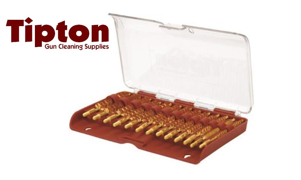 Tipton 13-Piece Best Bore Brush Set #402173
