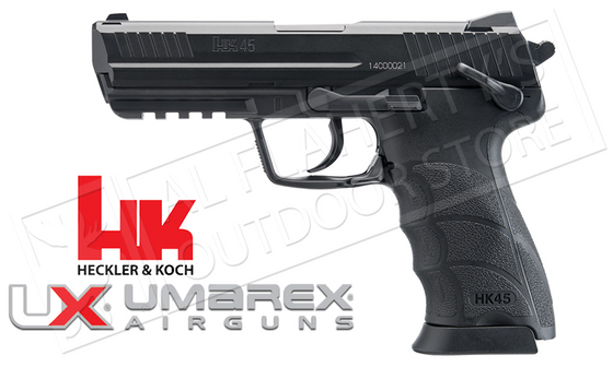 Umarex #2252304 Air Pistol HK HK45 .177 BB