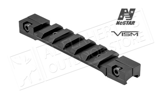 "NcStar 3/8"" Dovetail to Picatinny Rail Adapter - 3.75"" #MAD3/8PS"