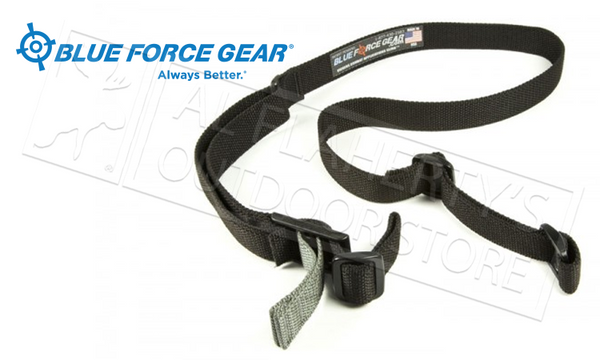 Blue Force Gear Vickers Sling - Unpadded with Acetal Hardware #VCAS-125-OA