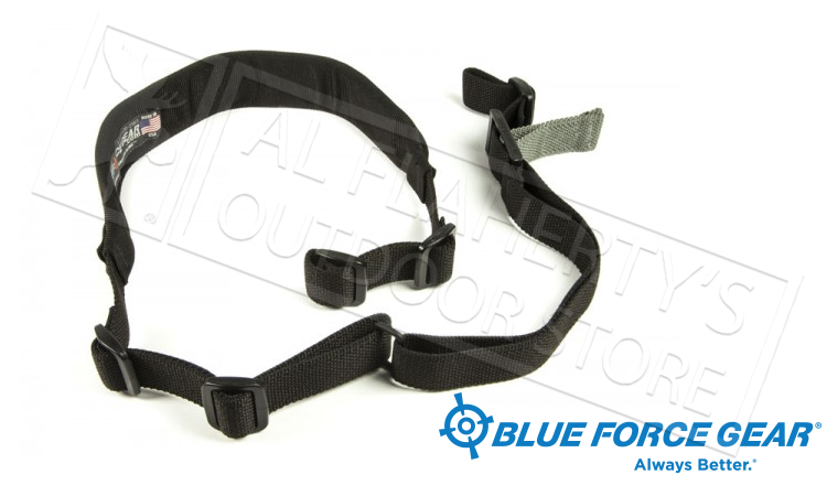 Blue Force Gear Vickers Sling - Padded with Acetal Hardware #VCAS-200-OA