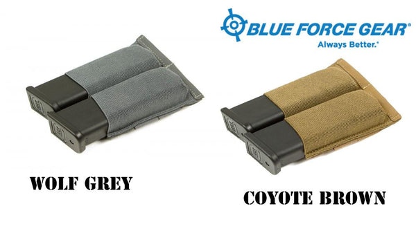 Blue Force Ten-Speed Double Pistol Mag Pouch #HW-TSP-PISTOL-2