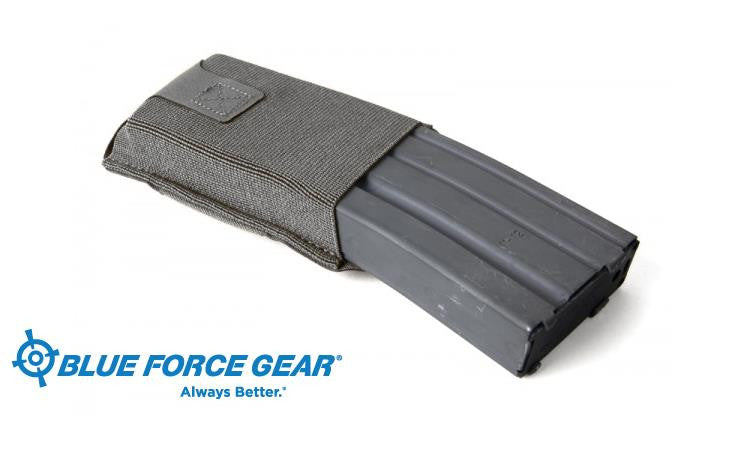 Blue Force Gear High Rise M4 Belt Pouch, Grey #BT-TSP-M4-HW