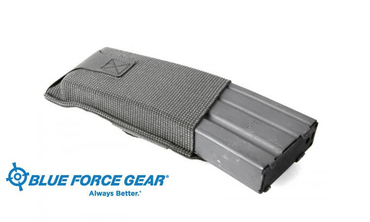 Blue Force Gear Low Rise M4 Belt Pouch, Grey #BT-TSP-M4-LM