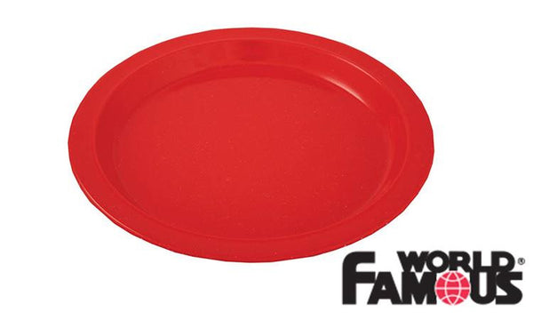 "WFS Eco Bamboo Plate, 10.5"" #2912"