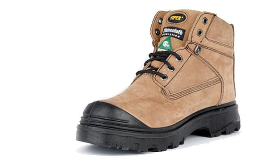 "Viper Protective Footwear Selby 6"" Safety Boots #9874"
