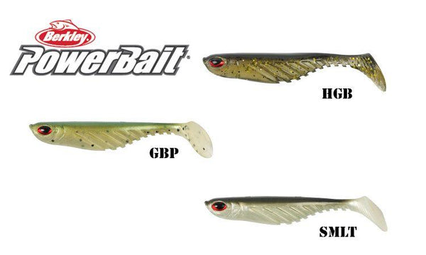 "Berkley PowerBait Ripple Shad, 3"" #PBBRS3"