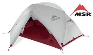 MSR Elixir 2 Lightweight Backpacking Tent #02762