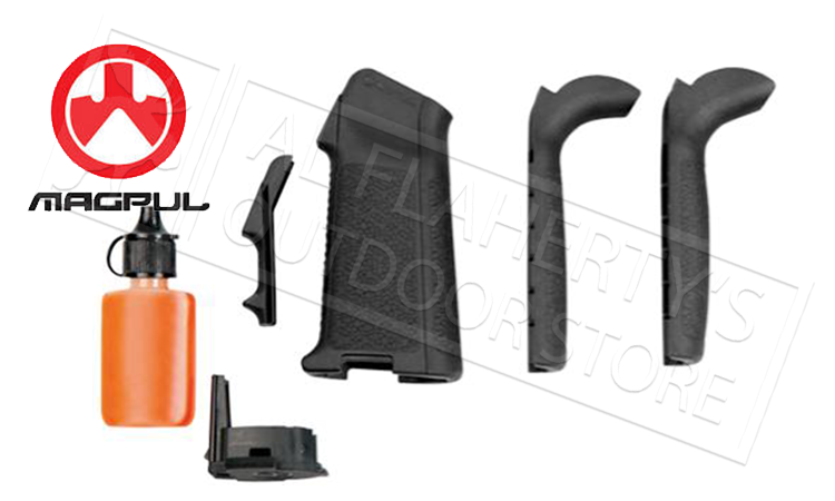 Magpul MIAD Gen 1.1 Grip Kit - Type 1 for AR-15 Platforms #MAG520-BLK