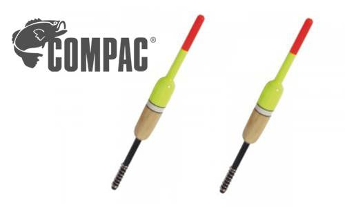 "Compac Pencil Spring Floats, 1/2"" Pack of 2 #85050"