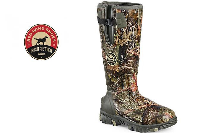 Irish Setter Hunting Boot Rutmaster 2.0, 1200gsm Insulation #4884