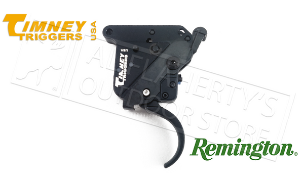 Timney Triggers Remington 700 Adjustable Trigger with Safety, RH #510