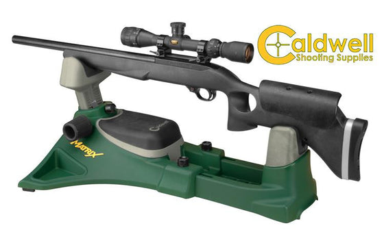Caldwell Matrix Adaptable Shooting Rest, Rifle or Pistol #101600