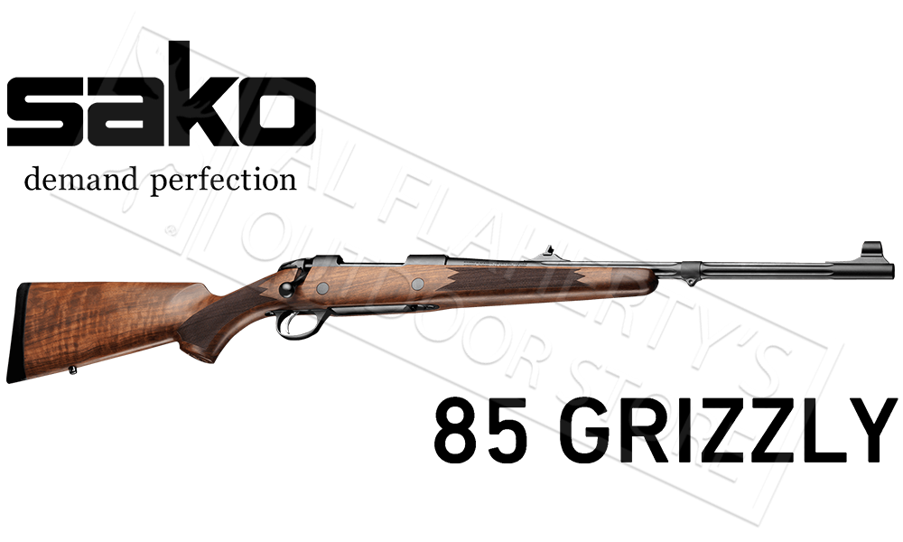Sako 85 Grizzly Bolt-Action Rifle, 30-06 Springfield #SAW31D620