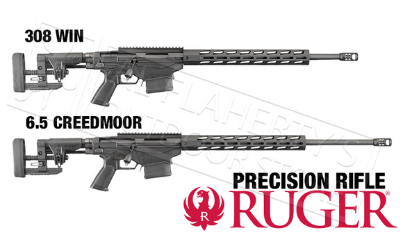 Ruger #18004 Precision Rifle, Bolt-Action .308